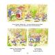 Trois cochons petits (Les) - Tome 1 - Dans la forêt enchantée