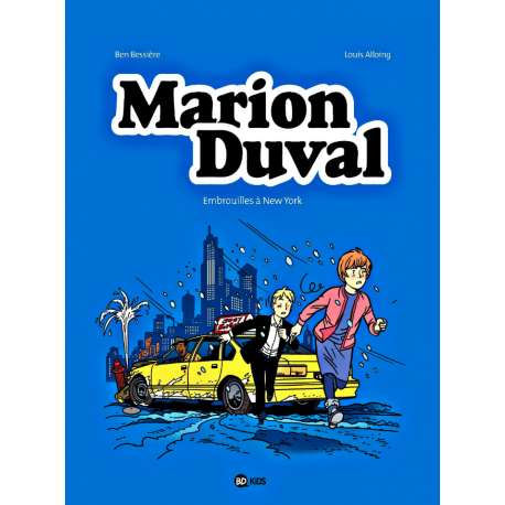 Marion Duval - Tome 27 - Embrouilles à new york