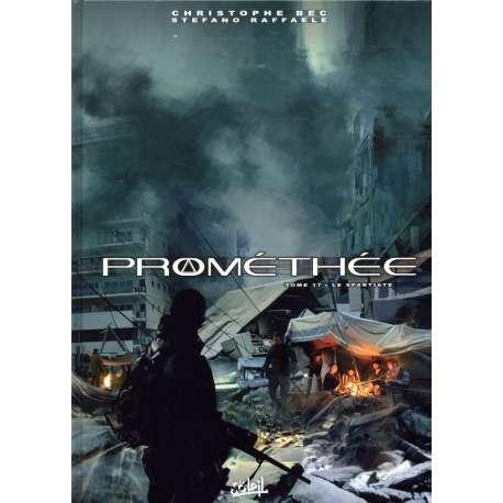 Prométhée - Tome 17 - Le Spartiate
