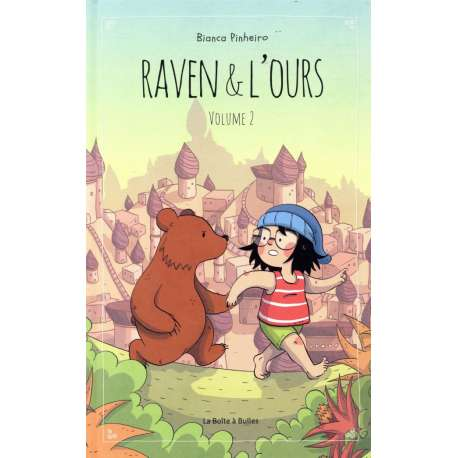 Raven & l'ours - Tome 2 - Volume 2