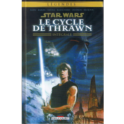 Star Wars - le cycle de Thrawn (Delcourt) - Star Wars - Le cycle de Thrawn - Intégrale