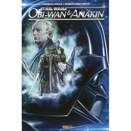 Star Wars - Obi-Wan et Anakin - Réceptifs et hermétiques