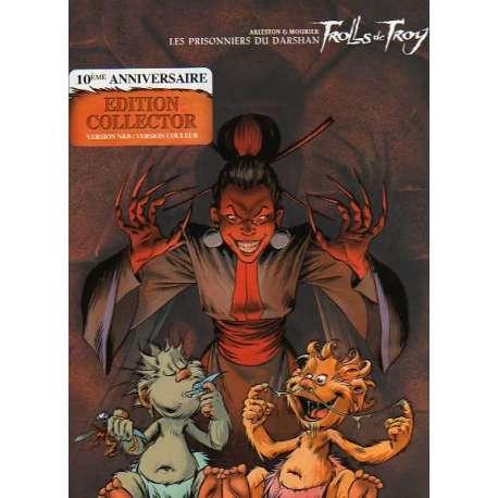 Trolls de Troy - Tome 9 - Les prisonniers du Darshan (I)