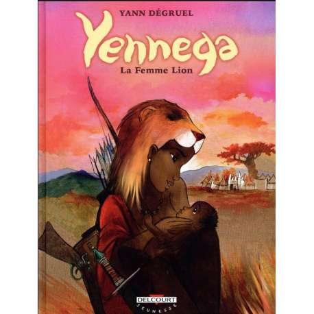 Yennega - La Femme Lion - Yennega - La Femme Lion