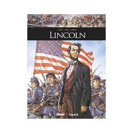 Ils ont fait l'Histoire - Tome 28 - Lincoln