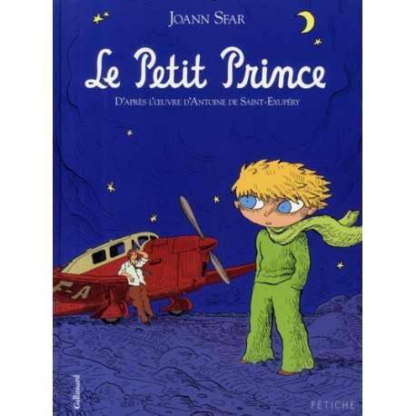 Petit Prince (Le) (Sfar) - Le petit Prince