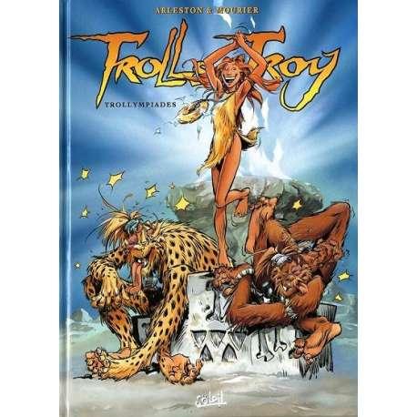 Trolls de Troy - Tome 11 - Trollympiades