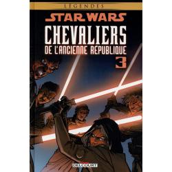 Star Wars - Chevaliers de l'Ancienne République - Tome 3 - Au cœur de la peur