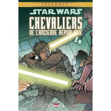 Star Wars - Chevaliers de l'Ancienne République - Tome 4 - L'invasion de Taris