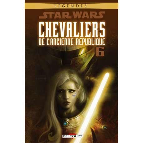 Star Wars - Chevaliers de l'Ancienne République - Tome 6 - Ambitions contrariées
