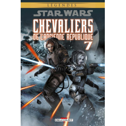 Star Wars - Chevaliers de l'Ancienne République - Tome 7 - La Destructrice