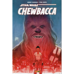 Star Wars - Chewbacca - Les Mines d'Andelm