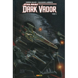 Star Wars - Dark Vador (Panini Comics - 100% Star Wars) - Tome 4 - En bout de course