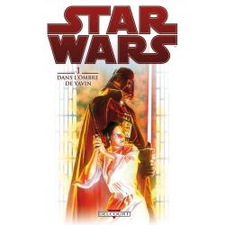 Star Wars (Delcourt) - Tome 1 - Dans l'ombre de Yavin