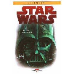 Star Wars (Delcourt) - Tome 4 - La fin du chemin
