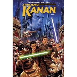 Star Wars - Kanan - Tome 1 - Le Dernier Padawan