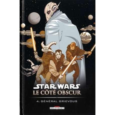 Star Wars - Le côté obscur - Tome 4 - Général Grievous