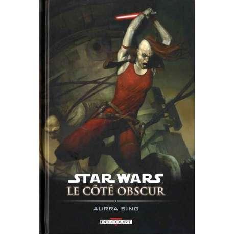 Star Wars - Le côté obscur - Tome 8 - Aurra Sing