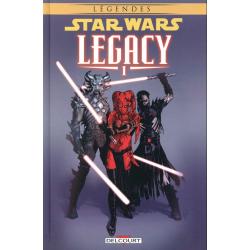 Star Wars - Legacy - Tome 1 - Anéanti