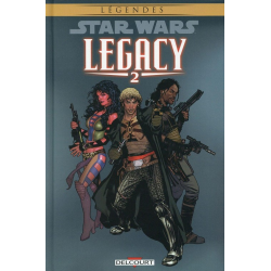 Star Wars - Legacy - Tome 2 - Question de confiance