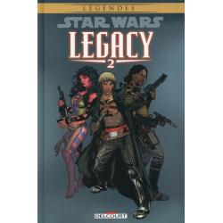 Star Wars - Legacy - Tome 2 - Question de confiance