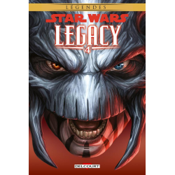Star Wars - Legacy - Tome 4 - Indomptable