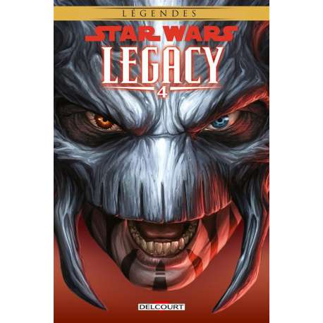 Star Wars - Legacy - Tome 4 - Indomptable