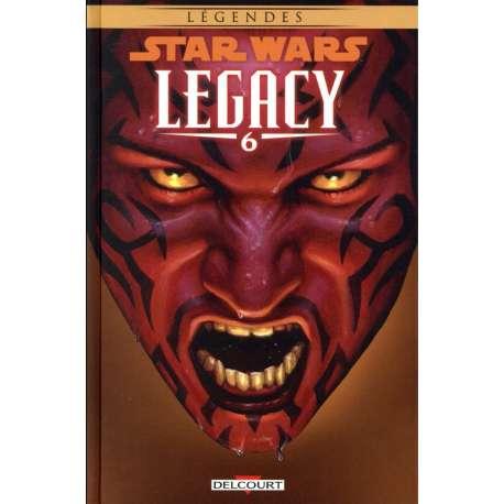 Star Wars - Legacy - Tome 6 - Renégat