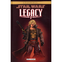 Star Wars - Legacy - Tome 7 - Tatooine