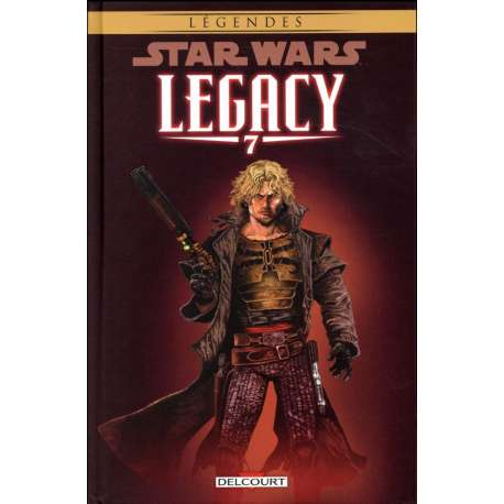 Star Wars - Legacy - Tome 7 - Tatooine