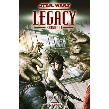Star Wars - Legacy - Saison II - Tome 2 - La voie de la liberté