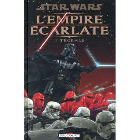 Star Wars - L'Empire écarlate (Delcourt) - Intégrale