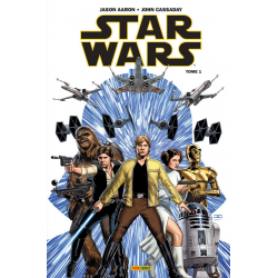 Star Wars (Panini Comics - 100% Star Wars) - Tome 1 - Skywalker passe à l'attaque
