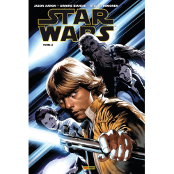 Star Wars (Panini Comics - 100% Star Wars) - Tome 2 - Épreuve de force sur Nar Shaddaa
