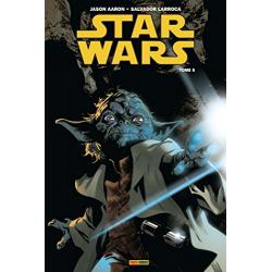 Star Wars (Panini Comics - 100% Star Wars) - Tome 5 - La Guerre secrète de Yoda