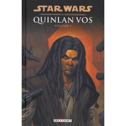 Star wars - Quinlan Vos - Tome 1 - Volume I
