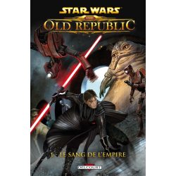 Star Wars - The Old Republic (Delcourt) - Tome 1 - Le Sang de l'Empire