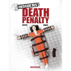 Insiders - Tome 11 - Death penalty