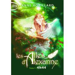 Les ailes d'Alexanne - Tome 1