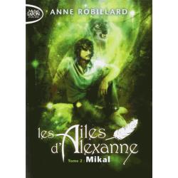 Les ailes d'Alexanne - Tome 2