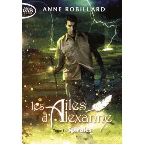 Les ailes d'Alexanne - Tome 5