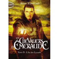 Les Chevaliers d'Emeraude - Tome 5