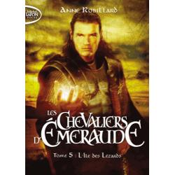 Les Chevaliers d'Emeraude - Tome 5