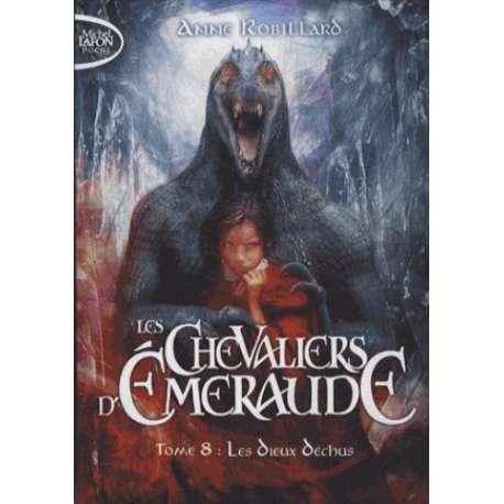 Les Chevaliers d'Emeraude - Tome 8