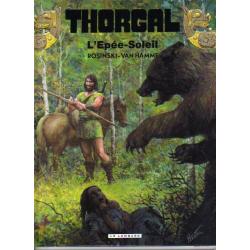Thorgal - Tome 18 - L'épée-Soleil