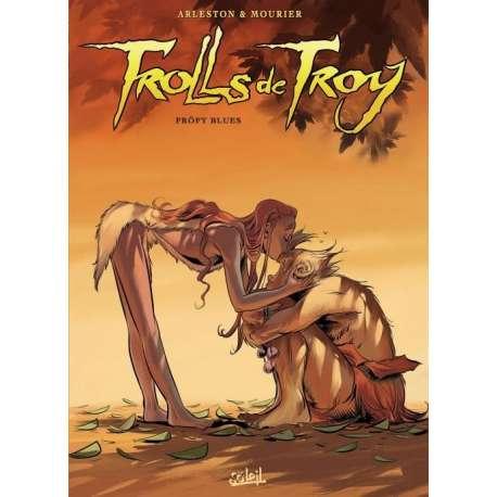 Trolls de Troy - Tome 18 - Pröfy blues