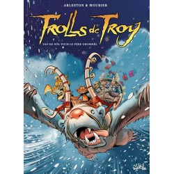 Trolls de Troy - Tome 19 - Pas de Nöl pour le père Grommël
