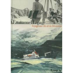 Australes - Deux récits du monde au bout du monde - Tome 1 - Voyage aux îles de la Désolation