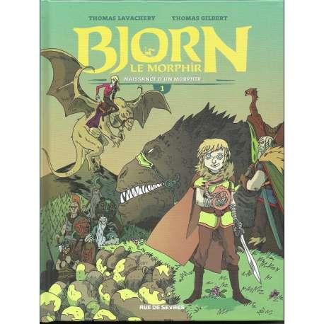 Bjorn le Morphir - Tome 1 - Bjorn le Morphir