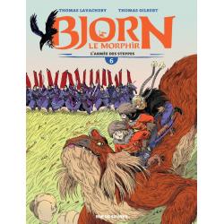 Bjorn le Morphir - Tome 6 - L'Armée des steppes